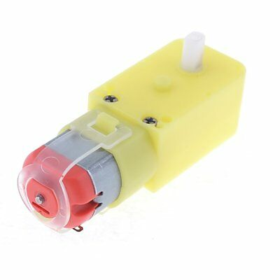 Uxcell 6vdc 100rpm 2 Pins Speed Reducing Electric Magnetic Micro Motor