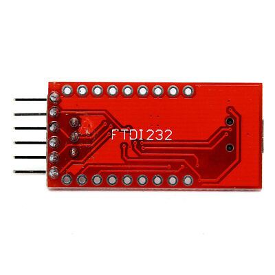 Geekcreit Ft232rl Ftdi Usb To Ttl Serial Converter Adapter Module For Arduino
