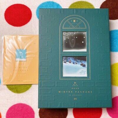 BTS Official 2020 Winter Package in Helsinki Full Package Jimin Photobook