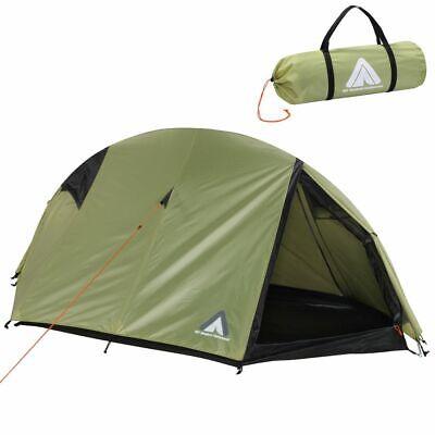 - Kuppel (Arcas Beechnut 2 Mann Zelt Kuppelzelt Einbogen Trekkingzelt  wasserdicht 5000mm)