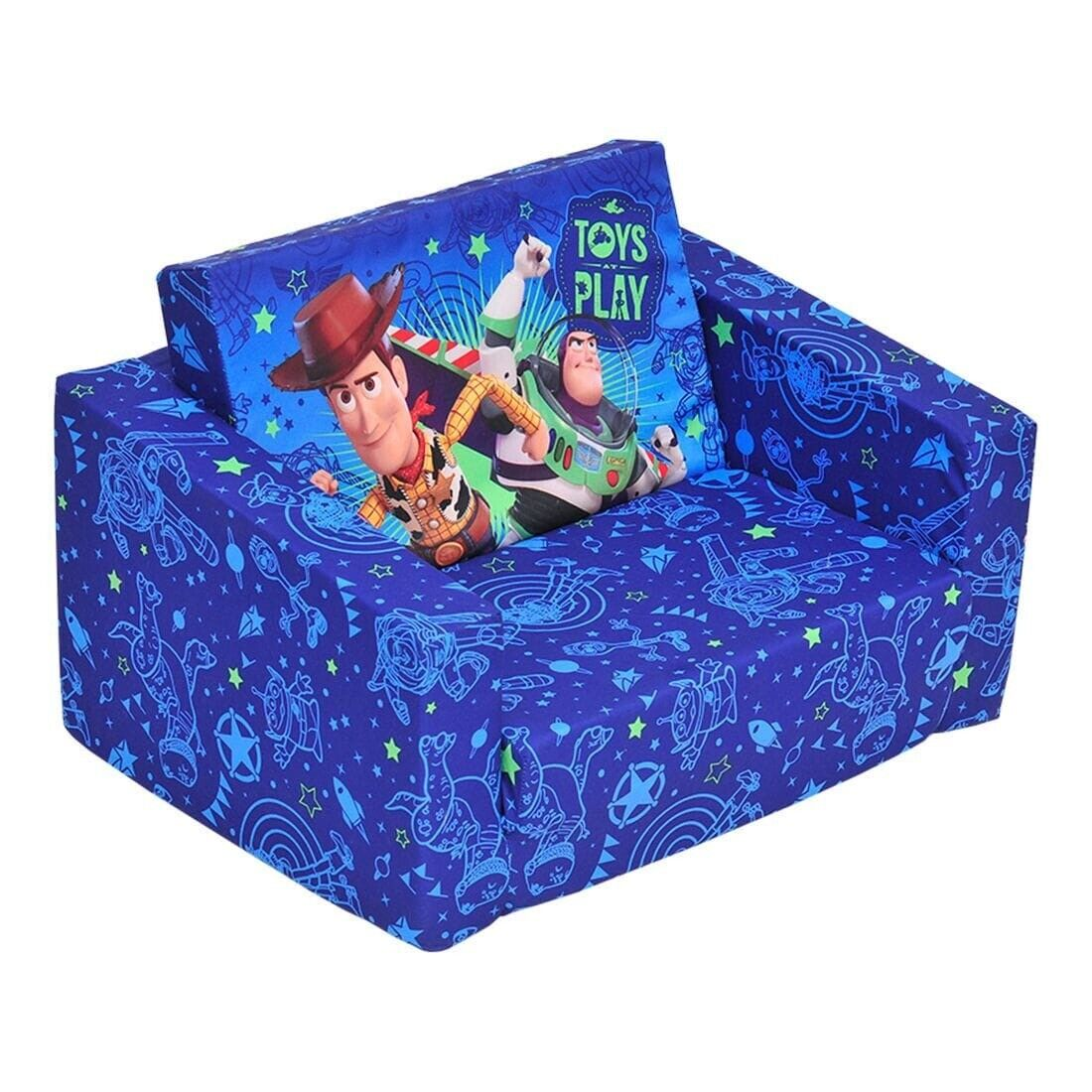Enjoyable Details About New Disney Pixar Toy Story Kids Flip Out Sofa Bed Lounge Bedroom Birthday Gift Gmtry Best Dining Table And Chair Ideas Images Gmtryco