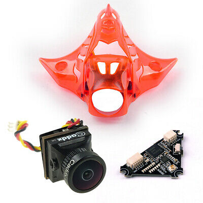 DIY Mobula 7 FPV Drone Accessories Turbo Eos2 Camera VTX V2 Canopy Combo