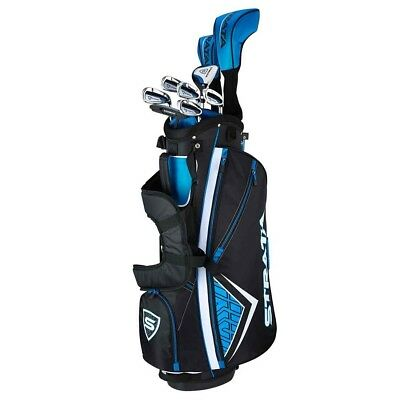 Callaway 2019 Strata Men's 12-Piece Complete Golf Set - Right Hand - NEW!!