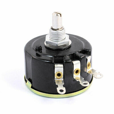 5w 10k Ohm Variable Resistor 3 Pin Wire Wound Potentiometer Wx112050