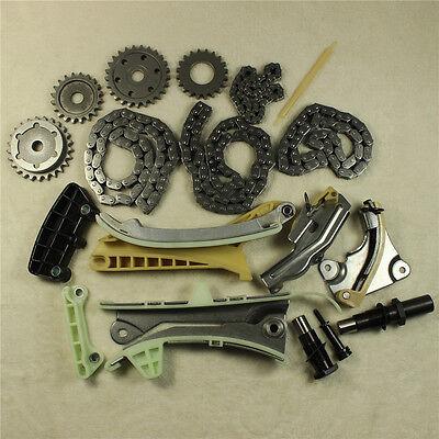 FITS FOR 97-09 Ford Explorer Mazda 4.0L SOHC V6 Engine Timing Chain Kit w/ Gears