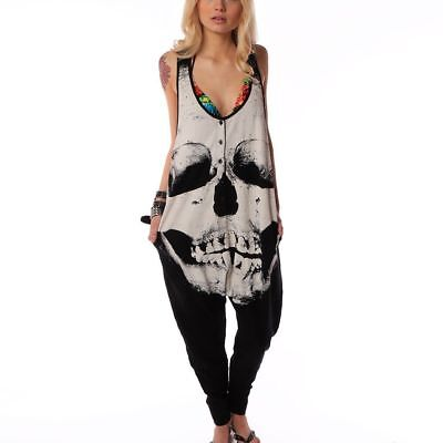 Iron Fist Loose Tooth Romper - Size XSmall - UK