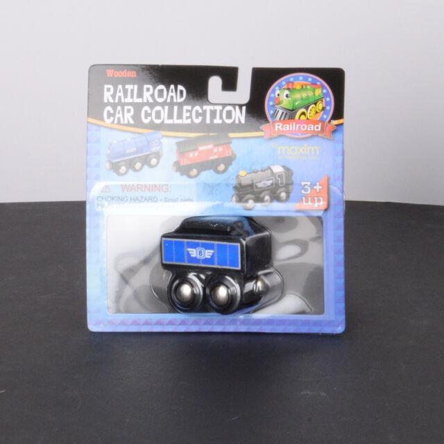 Railroad Wooden Coal Tender No 8