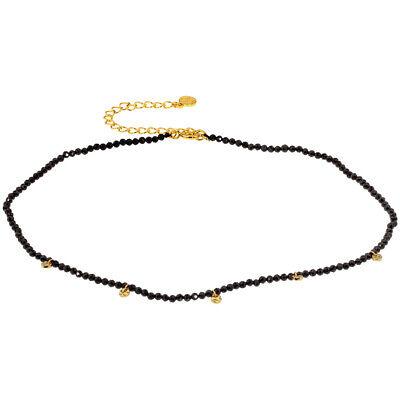 Gorjana Laguna Gem 5 Disc Choker Necklace With Spinel 1810110176G
