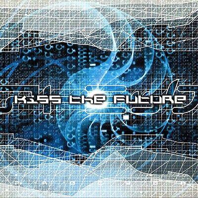 Kiss The Future Procyon Compilation 2 X Vinyl LP Atomic Records 2000 PsyTrance