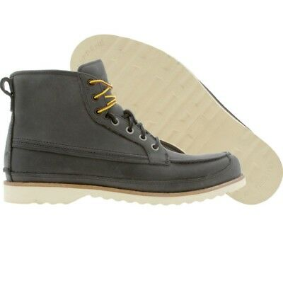 $179.99 Timberland Abington 7-Eye Moc Boot (black) 82567 Eye Moc