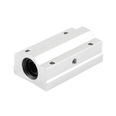 2pcs Sc10luu Scs10luu 10mm Linear Ball Bearing Block Cnc Router