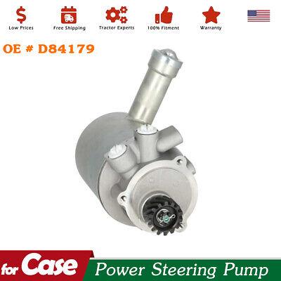 Power Steering Pump D84179 For Case 480d 480c 580c 580d 584d 584c 585d 586c