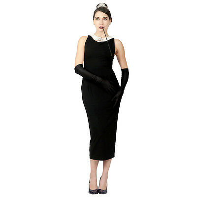 Black Dress Costume, Audrey Hepburn / Breakfast at Tiffany's - Complete Set