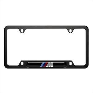 Bmw M License Plate Frame Ebay