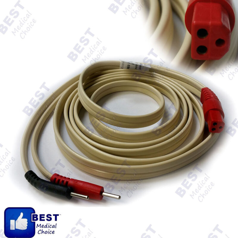 Lead wire for Quattro EMS / IF Combo 4 Channel Clinical Muscle Stimulator