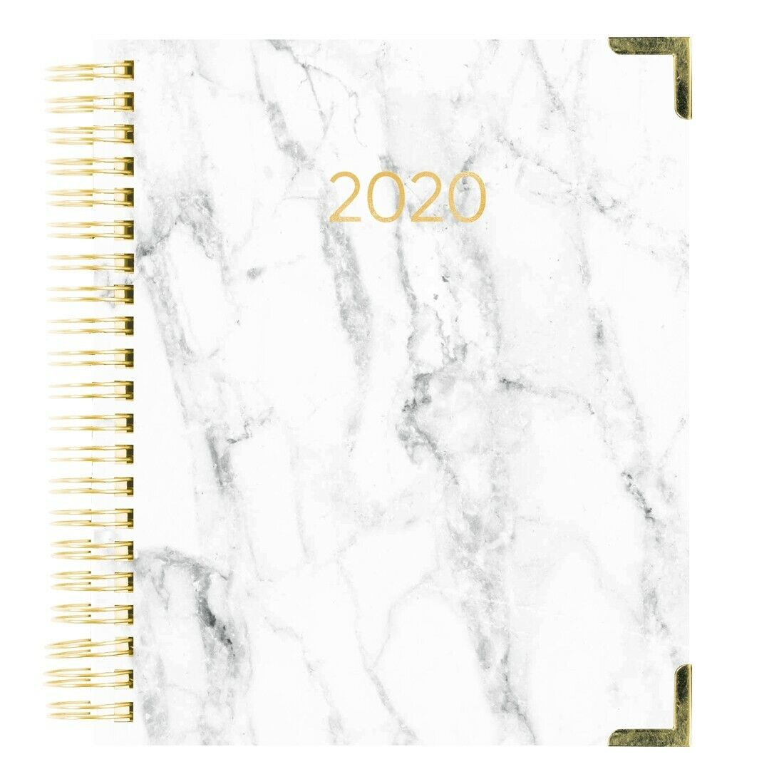 Blueline Weekly Planner Marble 2020 -  - Grey - C38003.01