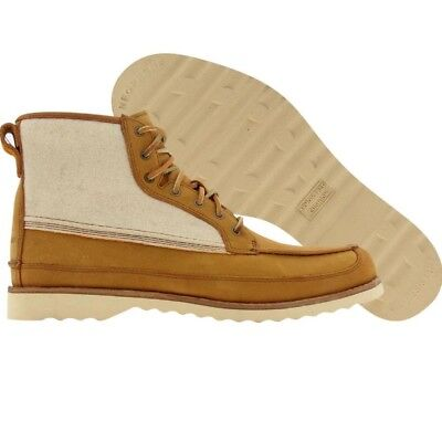 $179.99 Timberland Abington 7-Eye Moc Boot (light brown / brown) 82583 Eye Moc