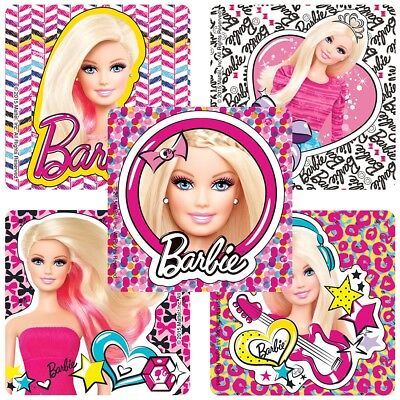 25 Barbie Pics Stickers, 2.5