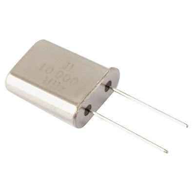 10 X 10.000 Mhz 10 Mhz Crystal Oscillator Hc-49u Low Profile