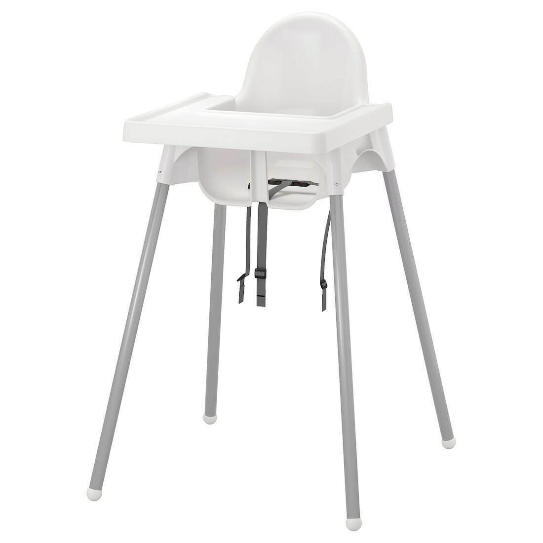 antilop baby high chairs with tray adjustable