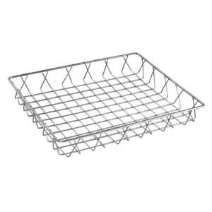 Olympia St/St Wire Display Basket 350 x 300 x 50mm