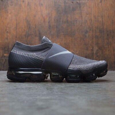 e0950e3aaa Nike Air Vapormax Flyknit Moc Midnight Fog Size 10.5. AH3397-013 Max 1 90  95 97