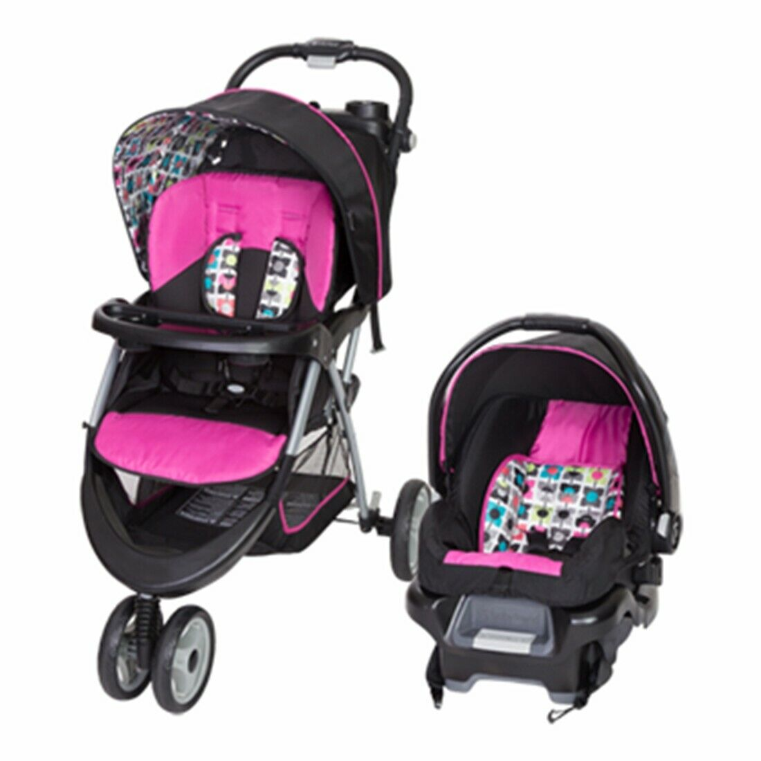 baby stroller travel system and infant car