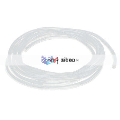 16ft 8mm Inner Dia Clear Plastic Pvc Hose Pipe Tube For Tank Air Pump Aquarium