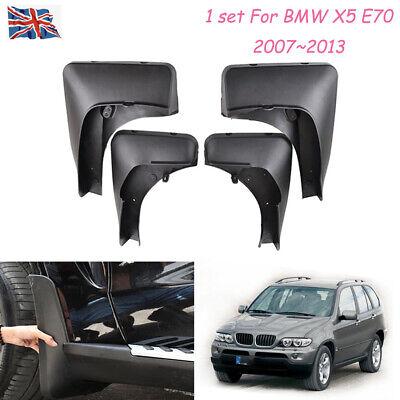 Mudflap Set Front Genuine BMW X1 E84 Non M Sport 82162155851