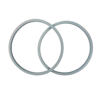 2ea 22cm Silicone Rubber Sealing Gasket Ring Compatible for WMF Pressure Cookers