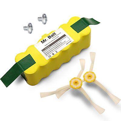 Mr.Batt Replacement Battery for iRobot Roomba 500 600 700 800 900 Series Robot](roomba battery replacement 500 series)