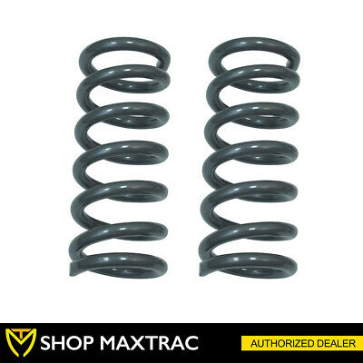 """MaxTrac 2"""" Front Coil Spring Lift Kit For 1999-2006 Chevy Silverado 1500 2WD V8"""