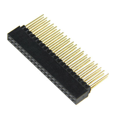 40pin 12mm Female Stacking Header Module For Raspberry Pi B B Connector