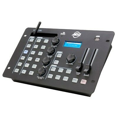 American DJ Wifly NE1 Wireless Controller Intelligent Preloaded Light Desk DMX American Dj Intelligent Light