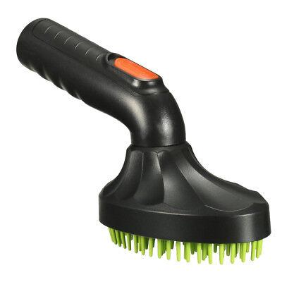 Pet Grooming Brush Loose Puppy Hair Cat Dog Fur Vacuum Cleaner Nozzle Clean P8C7