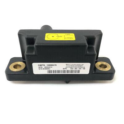 NEW OEM Cadillac Stability Control Yaw Rate Sensor 2005-2009 STS SRX 15906579