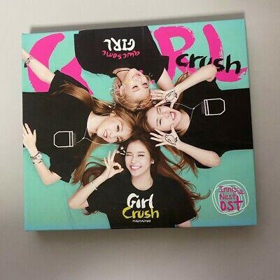 Mamamoo x Innisia Official Girl Crush OST CD Limited Edition Kpop Idol Girl
