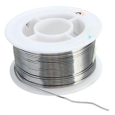 K9 100g 0.8mm 6040 Tin Lead Solder Wire Rosin Core Soldering 2 Flux Reel Tube