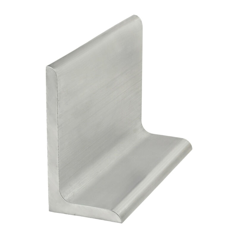 "80/20 T Slot Aluminum Angle 1.5 x 3 x .25 x 15"" Part 8231 N"