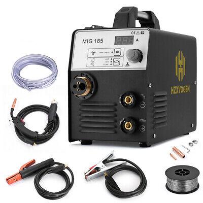 3in 1 Mig Welder 220v Mag Mma Stick Arc Lift Tig Mig Welding Machine Gas No Gas