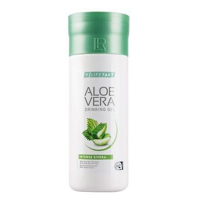 LR Aloe Vera Drinking Gel Sivera Drink 1 Liter Flasche NEU + OVP MHD 11/2019
