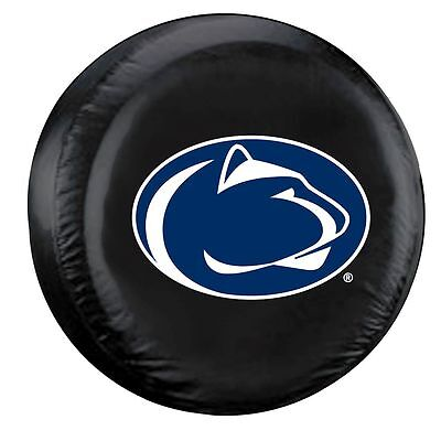 (Penn State Nittany Lions Medium Spare Tire Cover [NEW] Vinyl Car Wheel Auto CDG)