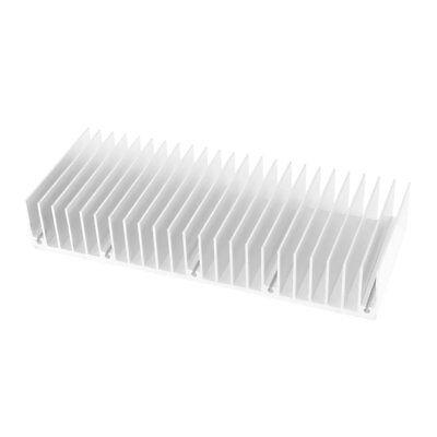 Aluminum Heatsink Cooling Fin 150mmx60mmx25mm for Power Amplifier