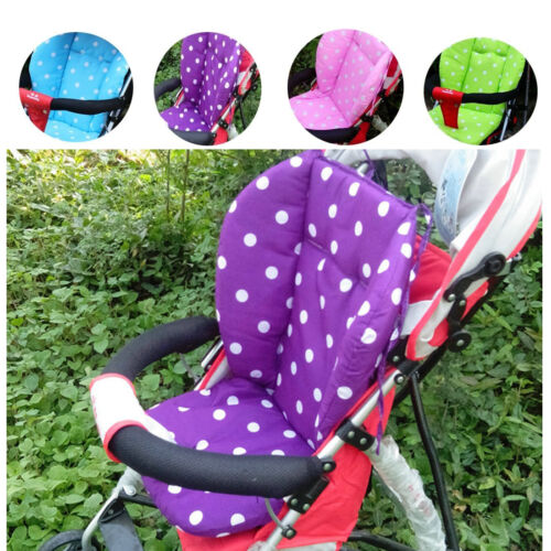 USA Thick Colorful Baby Infant Stroller Car Seat Pushchair C