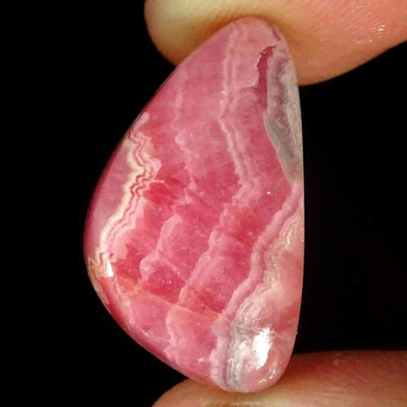 29.00Cts Natural Rhodochrosite Fancy Cabochon Loose Gemstone