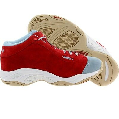 $60.00 $150 BAIT x AND1 Men Tai Chi - Blue Apple limited edition NYC basketball