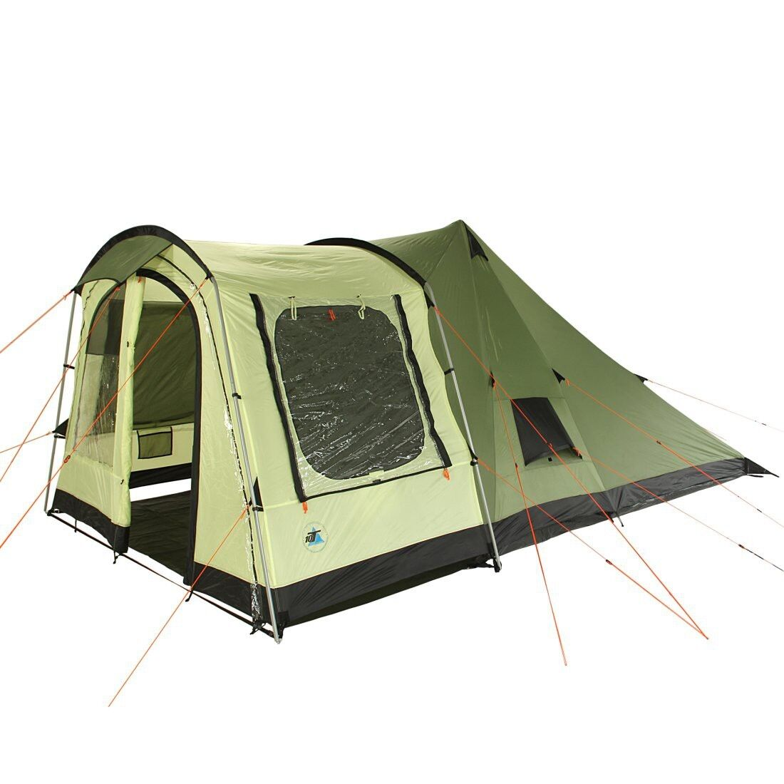 10T Tropico 4 - Tenda indiana Tipi 4 posti, grande camera da letto, 5.000 mm di