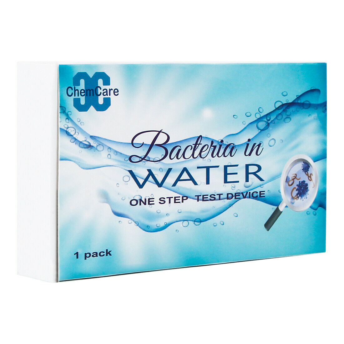 Bacteria Water Test Kit for Drinking water, Pool ,Spa,Hot Tu