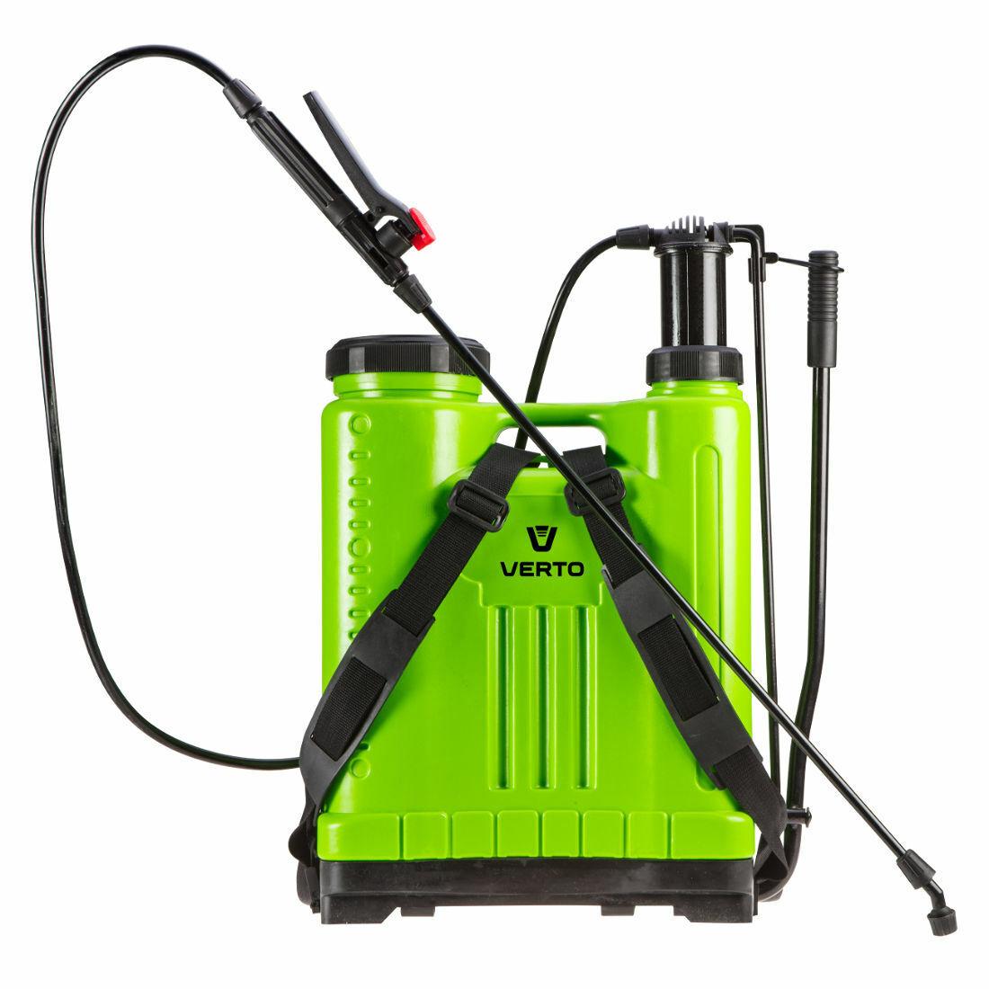 Profi Rückendrucksprühgerät 20 Liter Rückenspritze Drucksprühgerät Drucksprüher