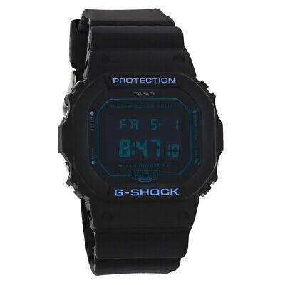 Casio G-Shock Mens Digital World Time Chronograph Quartz Watch DW5600BBM-1